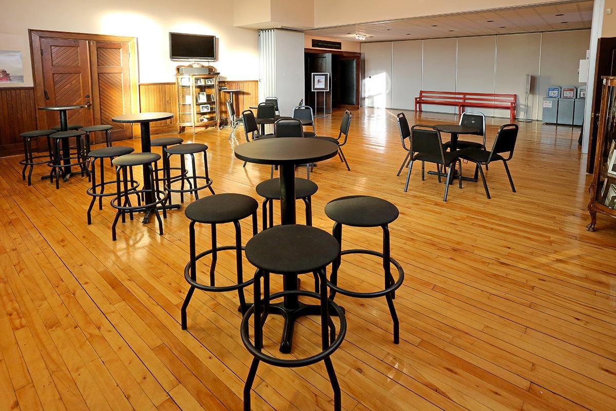 Yvette Rousseau Room - Room rental - Pavillon des arts et de la culture de Coaticook